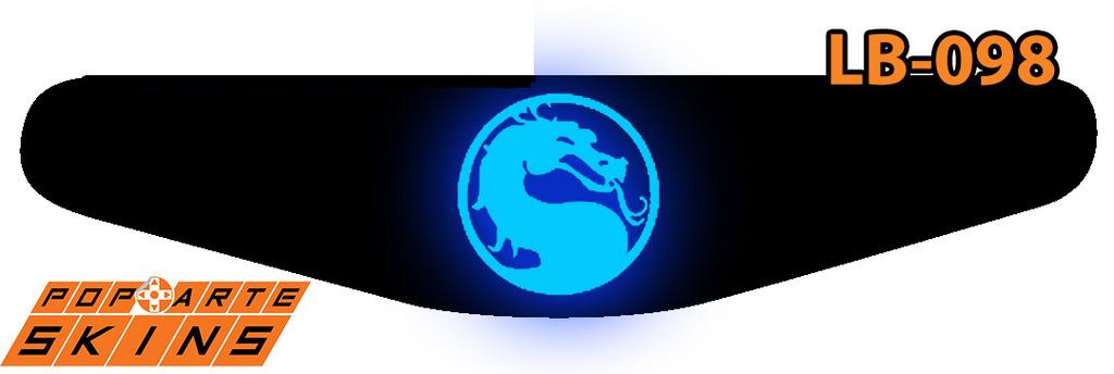 PS4 Light Bar - Mortal Kombat X - Sub Zero