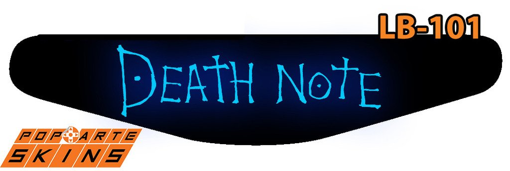 PS4 Light Bar - Death Note