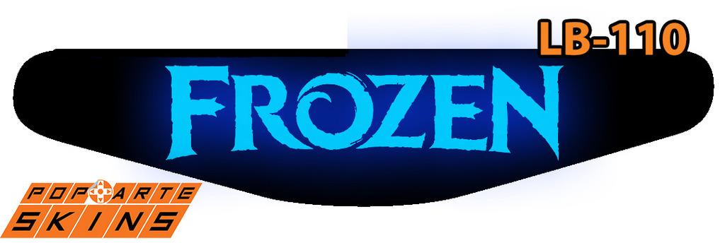 PS4 Light Bar - Frozen
