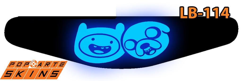 PS4 Light Bar - Hora De Aventura