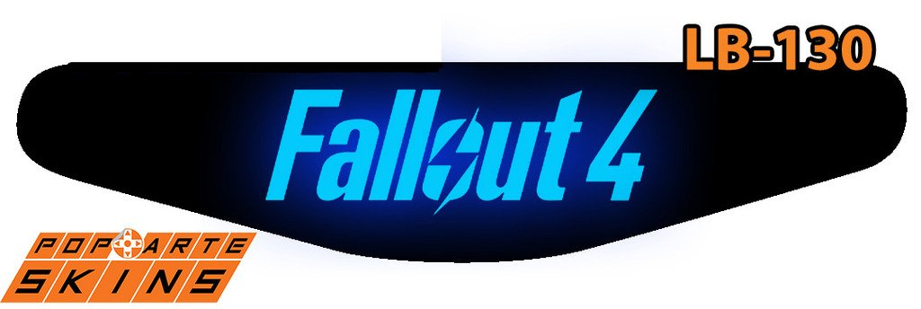 PS4 Light Bar - Fallout 4