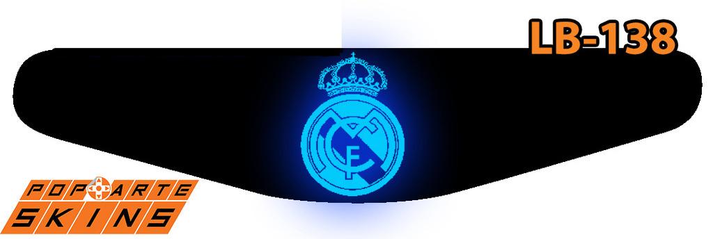 PS4 Light Bar - Real Madrid