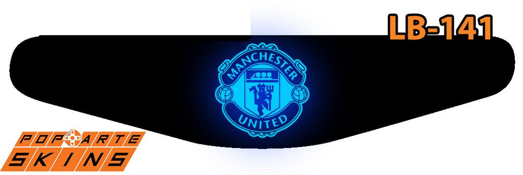 PS4 Light Bar - Manchester United