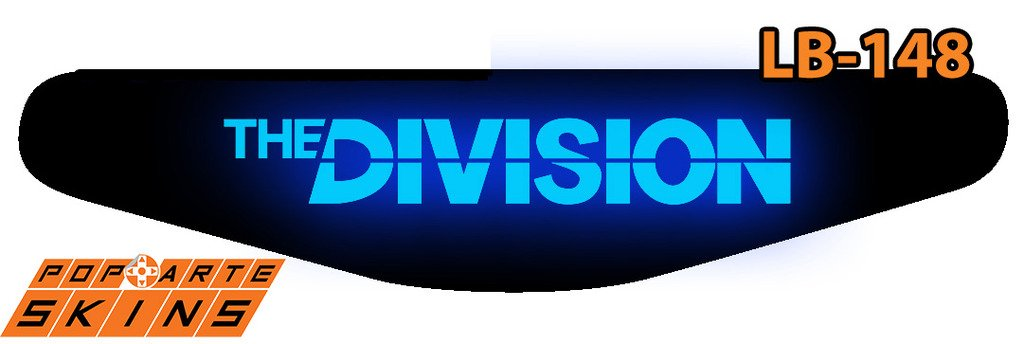 PS4 Light Bar - Tom Clancy'S The Division
