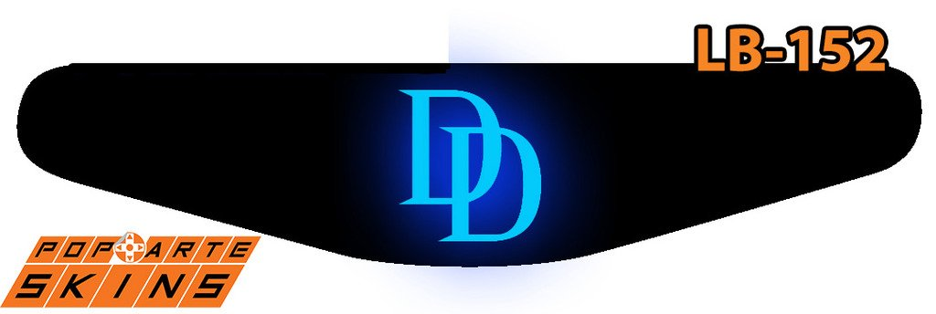PS4 Light Bar - Daredevil Demolidor