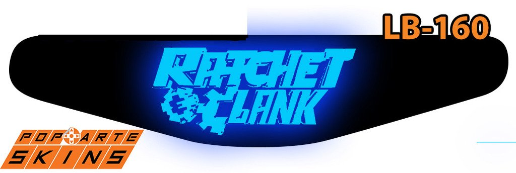 PS4 Light Bar - Ratchet & Clank