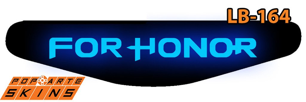 PS4 Light Bar - For Honor