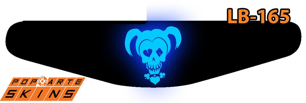 PS4 Light Bar - Esquadrão Suicida #A