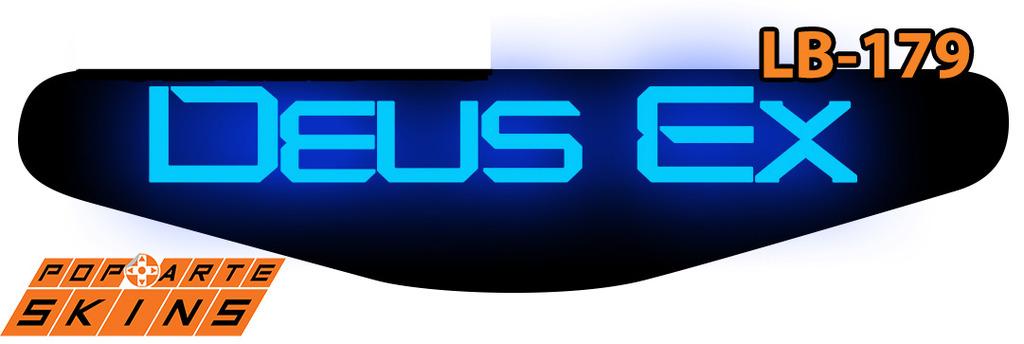 PS4 Light Bar - Deus Ex: Mankind Divided