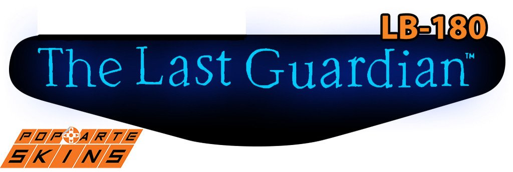 PS4 Light Bar - The Last Guardian