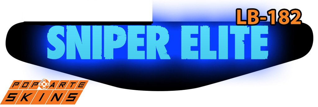 PS4 Light Bar - Sniper Elite 4