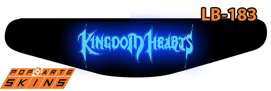 PS4 Light Bar - Kingdom Hearts