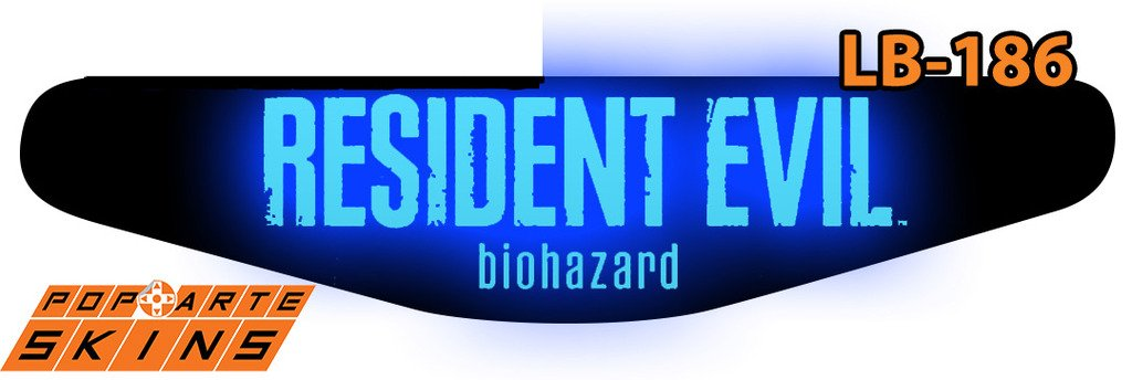 PS4 Light Bar - Resident Evil 7: Biohazard