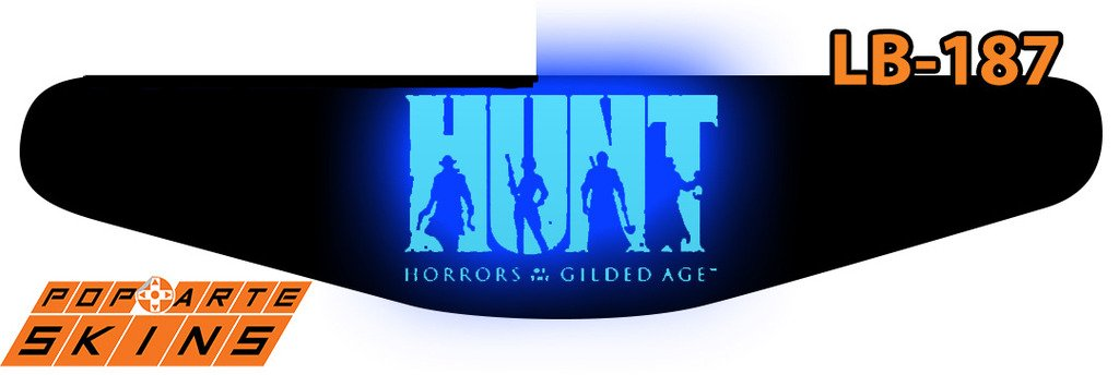 PS4 Light Bar - Hunt: Horrors Of The Gilded Age