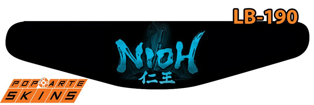 PS4 Light Bar - Nioh