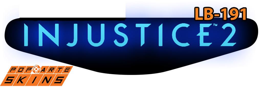 PS4 Light Bar - Injustice 2