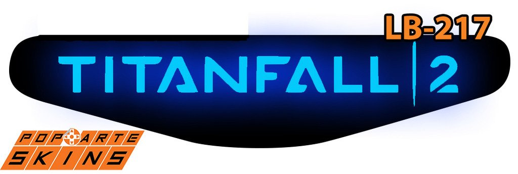 PS4 Light Bar - Titanfall 2 #B