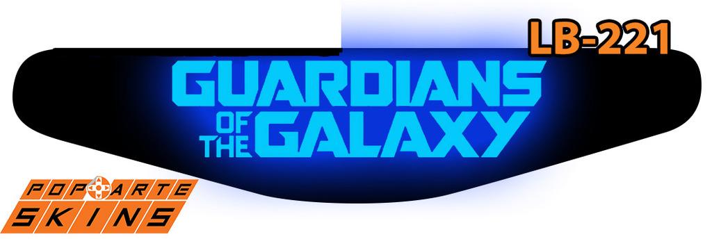 PS4 Light Bar - Guardiões Da Galáxia Vol. 2