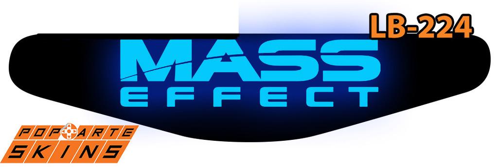 PS4 Light Bar - Mass Effect: Andromeda