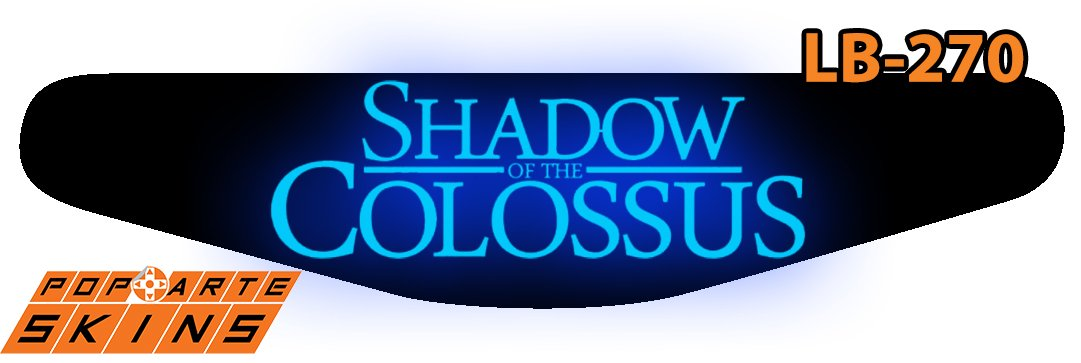 PS4 Light Bar - Shadow Of The Colossus