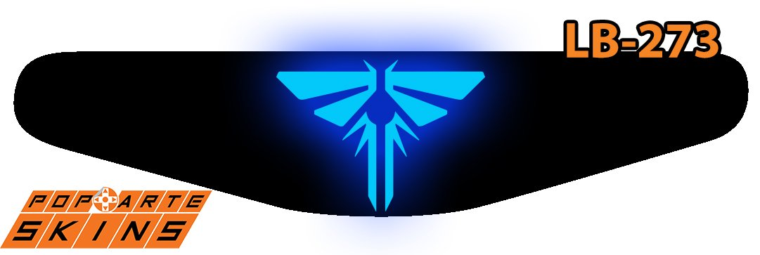 PS4 Light Bar - The Last Of Us Firefly