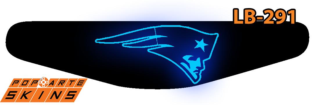 PS4 Light Bar - New England Patriots Nfl