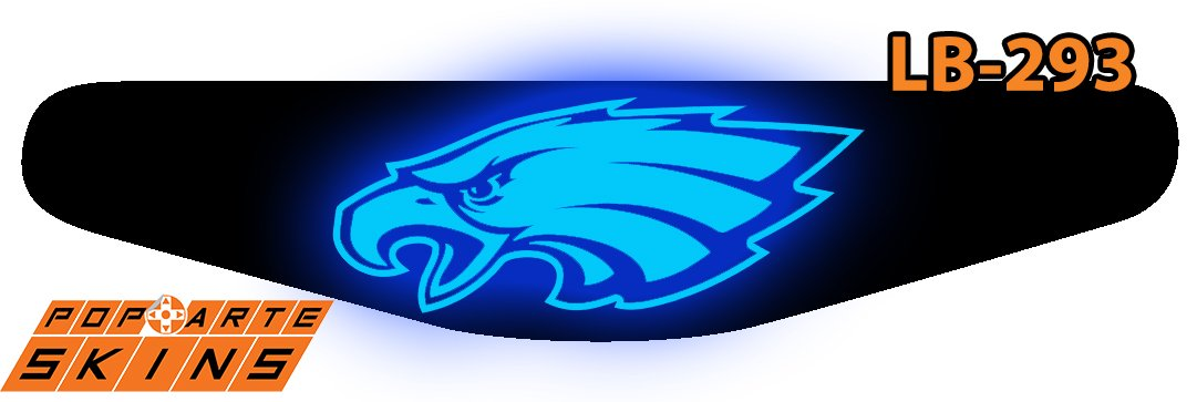 PS4 Light Bar - Philadelphia Eagles Nfl