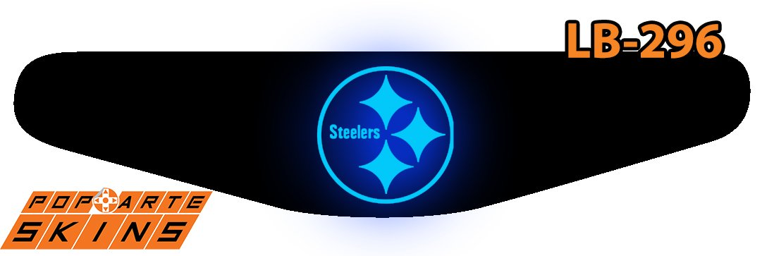 PS4 Light Bar - Pittsburgh Steelers - Nfl