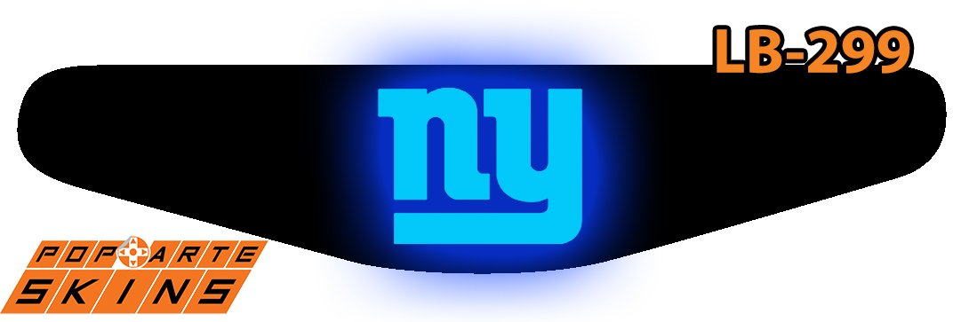 PS4 Light Bar - New York Giants - Nfl
