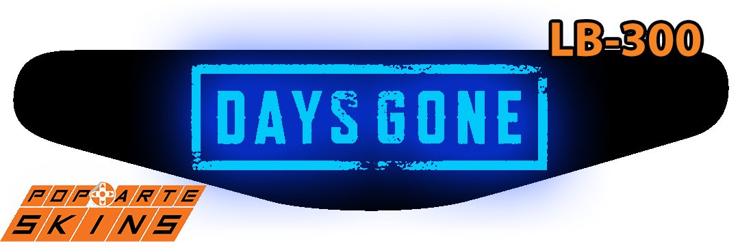 PS4 Light Bar - Days Gone