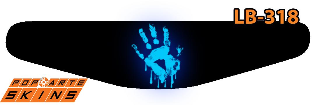 PS4 Light Bar - Cena De Crime Scene