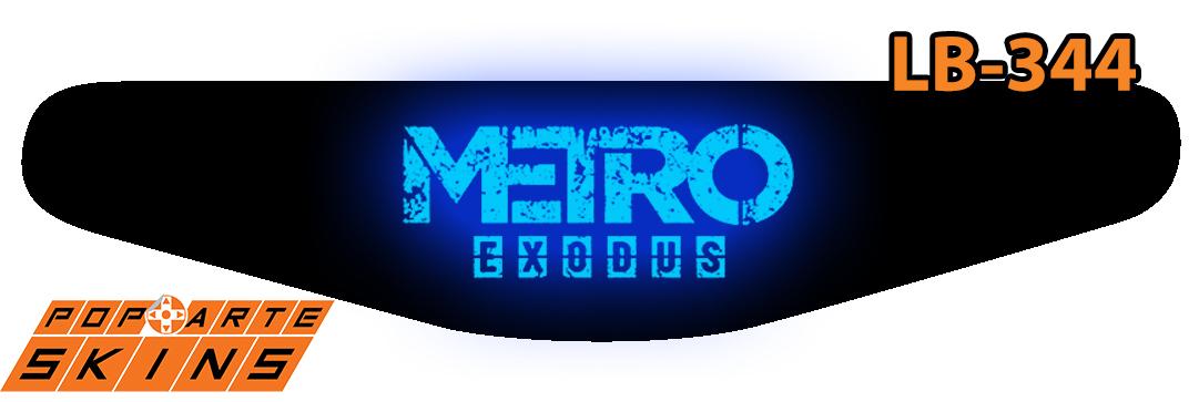 PS4 Light Bar - Metro Exodus