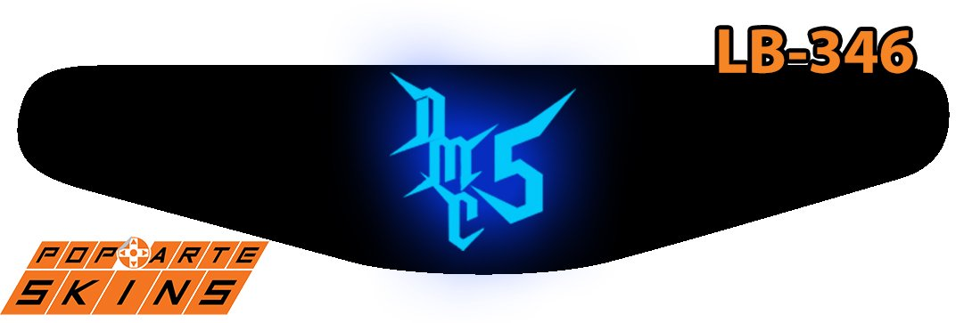 PS4 Light Bar - Devil May Cry 5