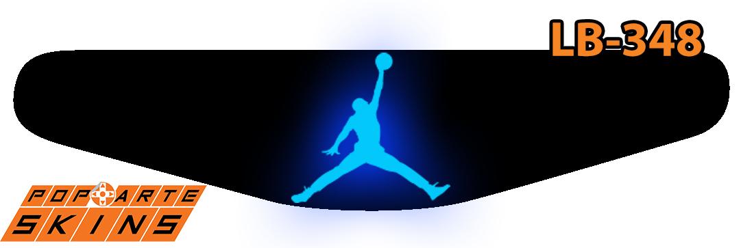 PS4 Light Bar - Air Jordan Flight