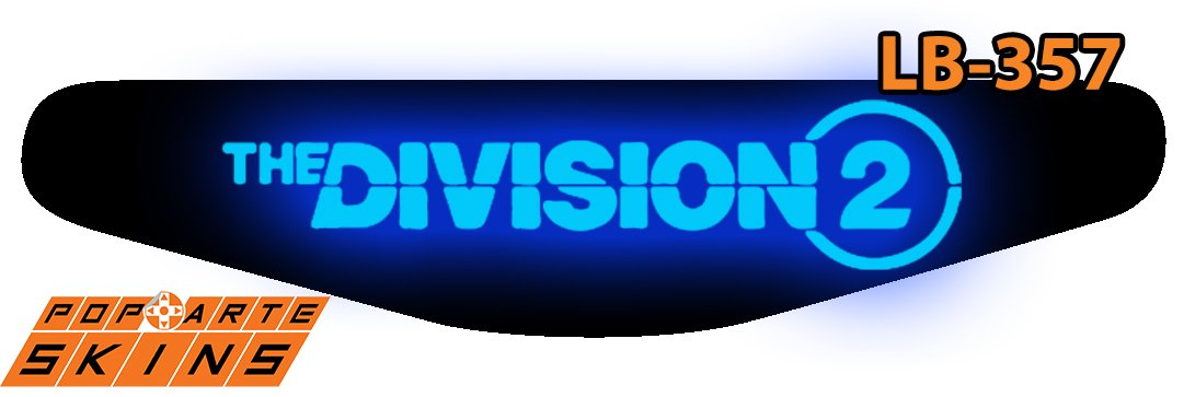 PS4 Light Bar - The Division 2
