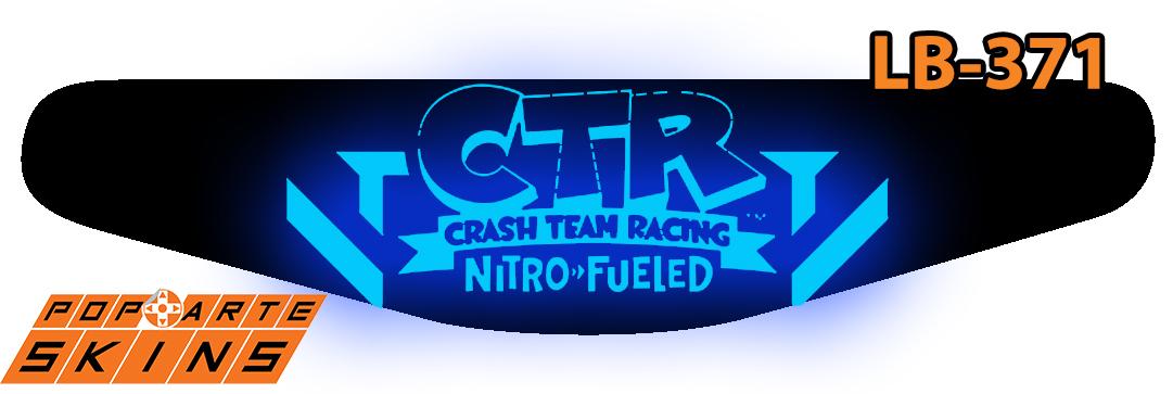 PS4 Light Bar - Crash Team Racing Ctr