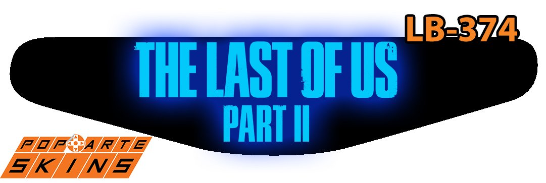 PS4 Light Bar - The Last Of Us Part 2 Ii