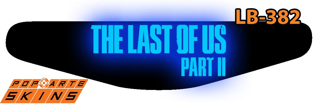 PS4 Light Bar - The Last Of Us Part 2 Ii Bundle