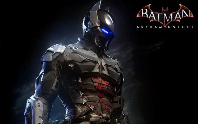 Poster Batman: Arkham Knight #A
