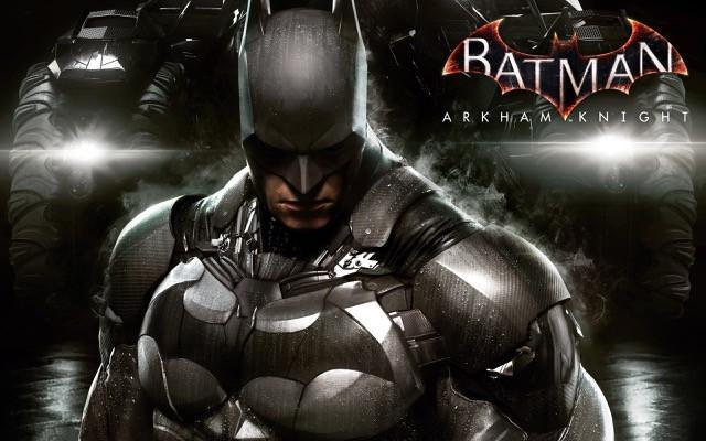 Poster Batman: Arkham Knight #B