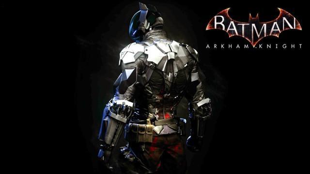 Poster Batman: Arkham Knight #C