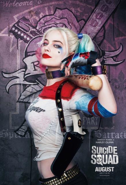 Poster Esquadrão Suicida #C
