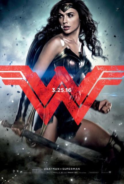 Poster Batman vs Superman: A Origem da Justiça #E