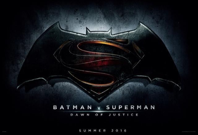 Poster Batman vs Superman: A Origem da Justiça #F