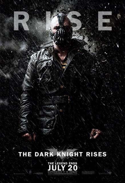 Poster Batman: O Cavaleiro Das Trevas Ressurge #B