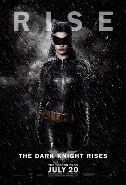 Poster Batman: O Cavaleiro Das Trevas Ressurge #D
