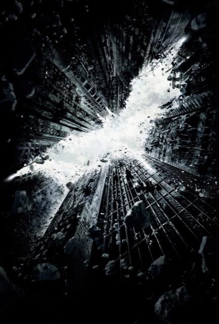 Poster Batman: O Cavaleiro Das Trevas Ressurge #G