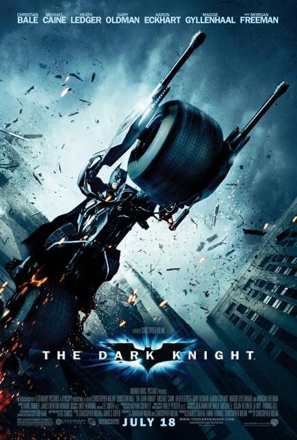 Poster Batman: O Caveleiro Das Trevas - Dark Knight #12