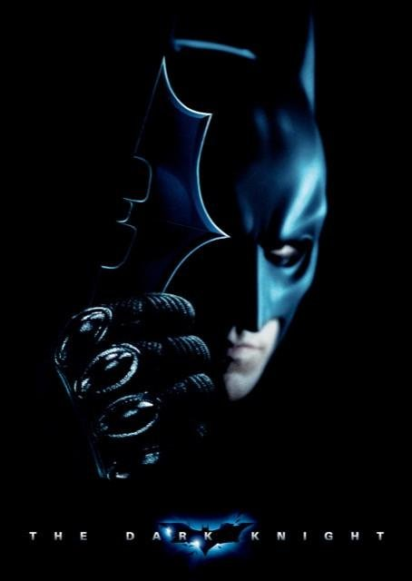 Poster Batman: O Caveleiro Das Trevas - Dark Knight #14