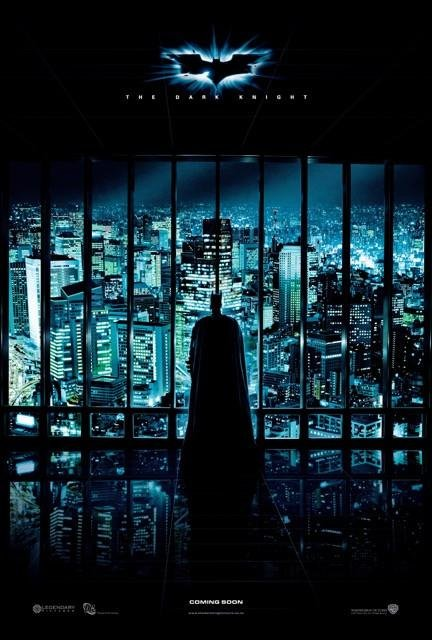 Poster Batman: O Caveleiro Das Trevas - Dark Knight #17